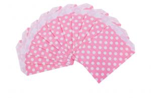 papiertüten rosa